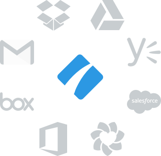 Integrate with over 500+ apps to automate tasks