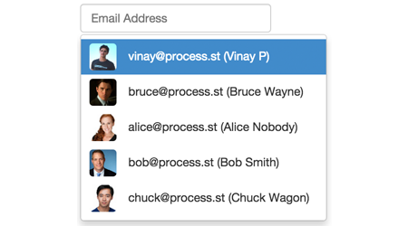 Invite team members from Yammer directory