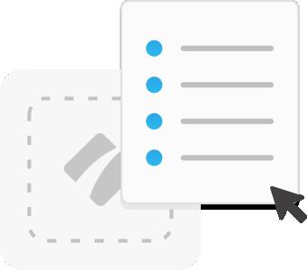 Create process template