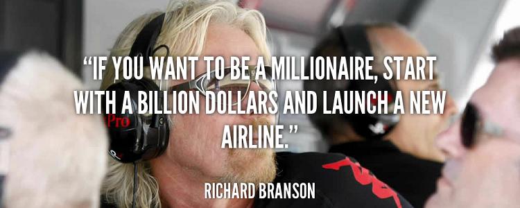 Richard Branson Business Mistake 1