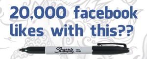 20k Facebook Likes