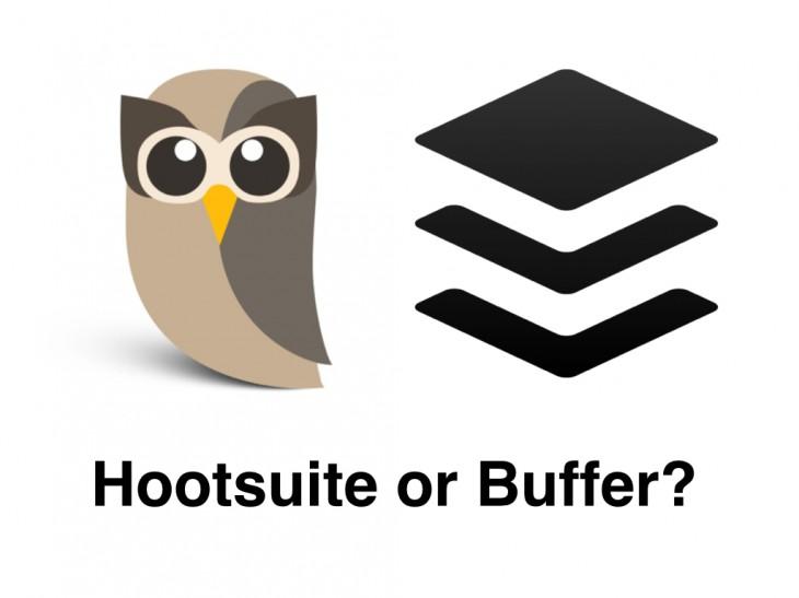 Hootsuite vs Buffer Social Media Management
