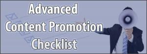 content promotion checklist