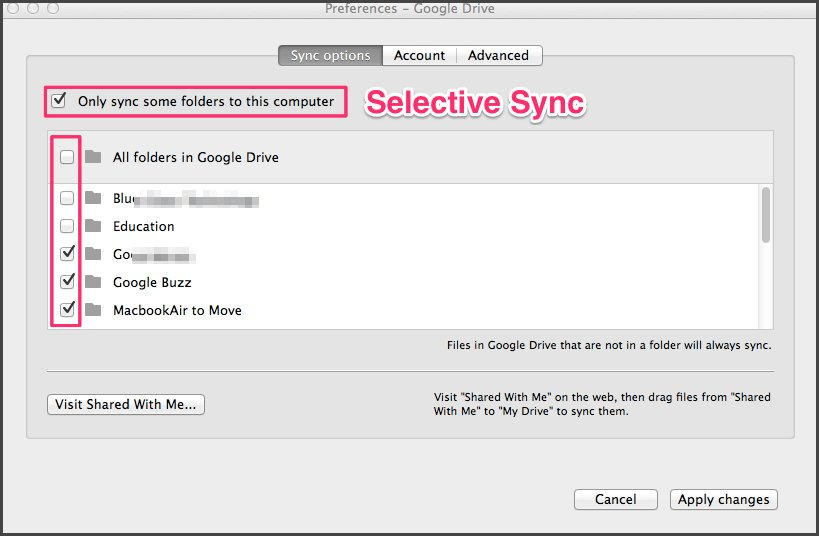 how to change over the air sync settings on iphone how i replaced 3 external drives with the cloud 8275