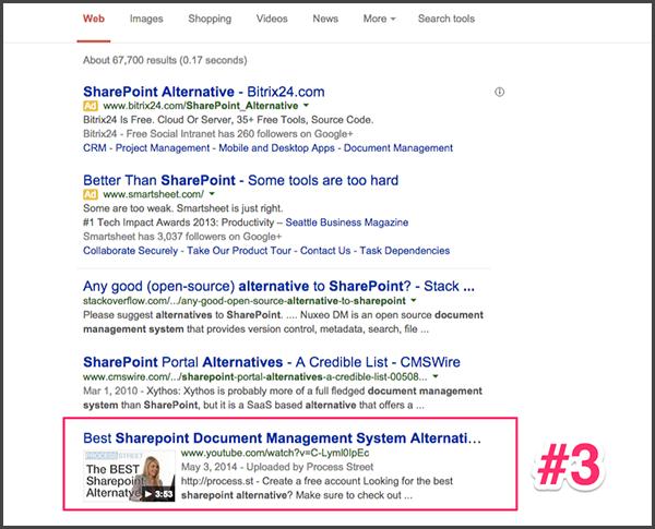 sharepoint alternative