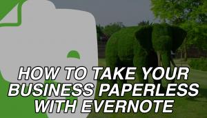 Document Management System Evernote