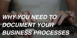 document business processes