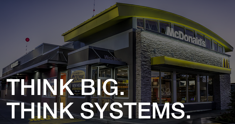 McDonalds Business Systems