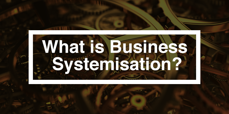 what-is-business-systemisation 1