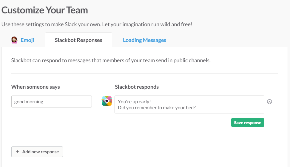 Slackbot Slack Review