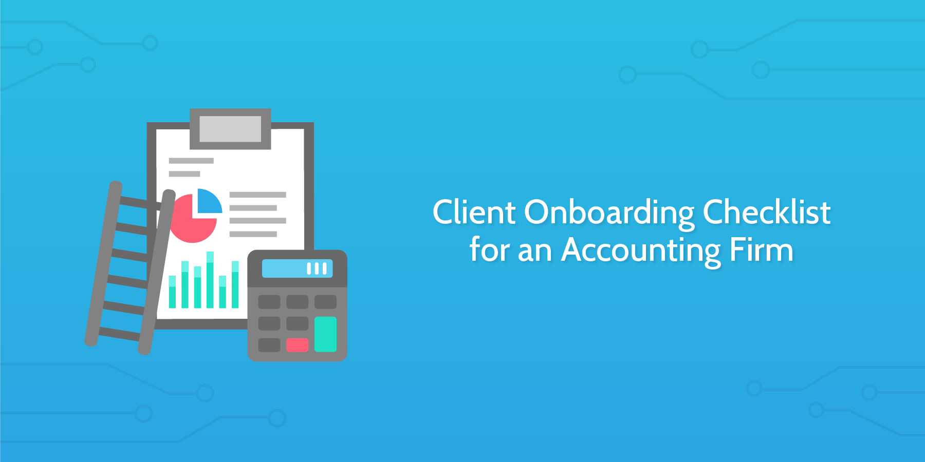 client onboarding for an accounting firm