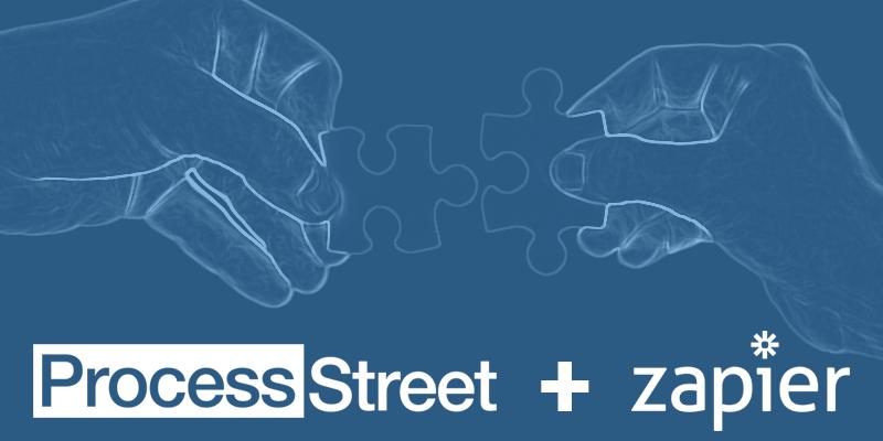 Process Street and Zapier