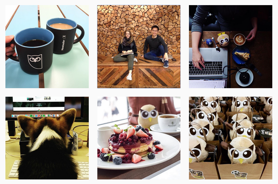 B2B Marketing Trends HootSuite Instagram