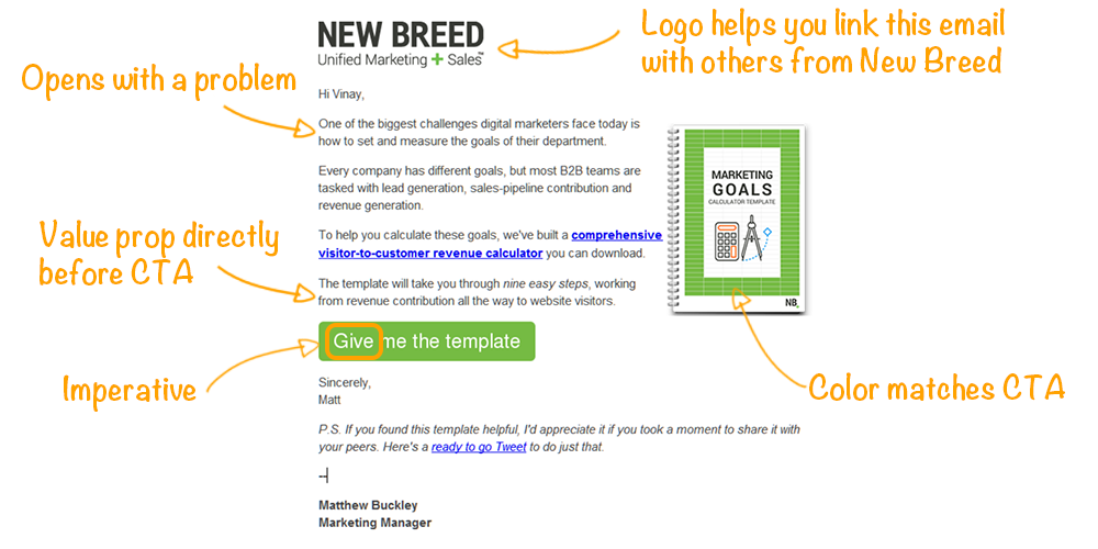New Breed Email Marketing Best Practices