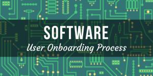 user onboarding process