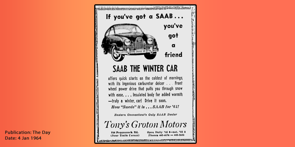 Saab Winter Car Border
