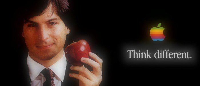 Think Different Steve Jobs Design