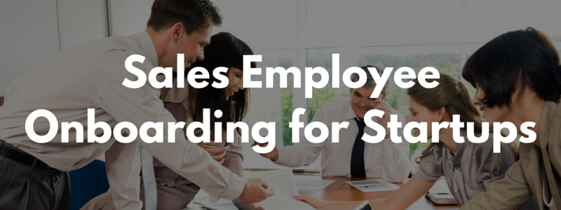 how to set up employee onboarding for team