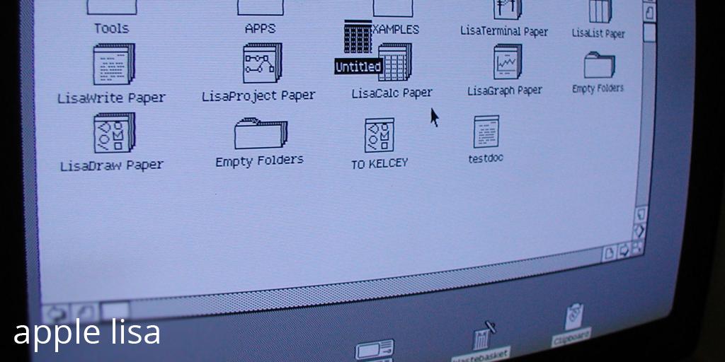 apple pre-flat design