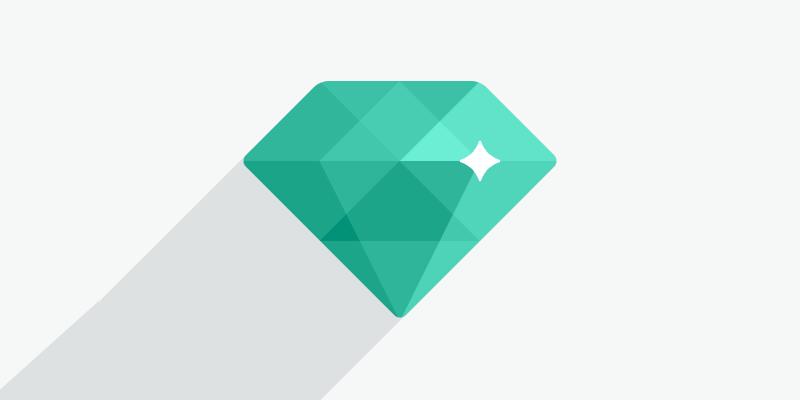 Diamond Original Logo Inspiration