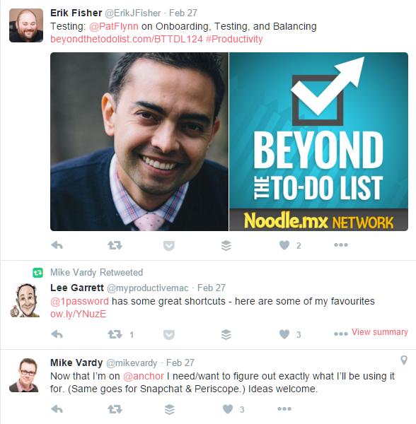 Twitter List Extract