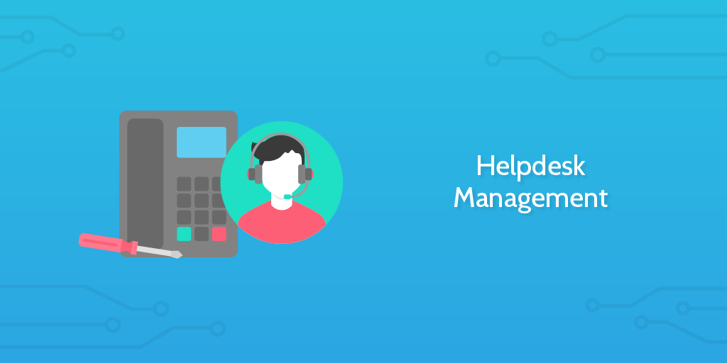 Helpdesk Management