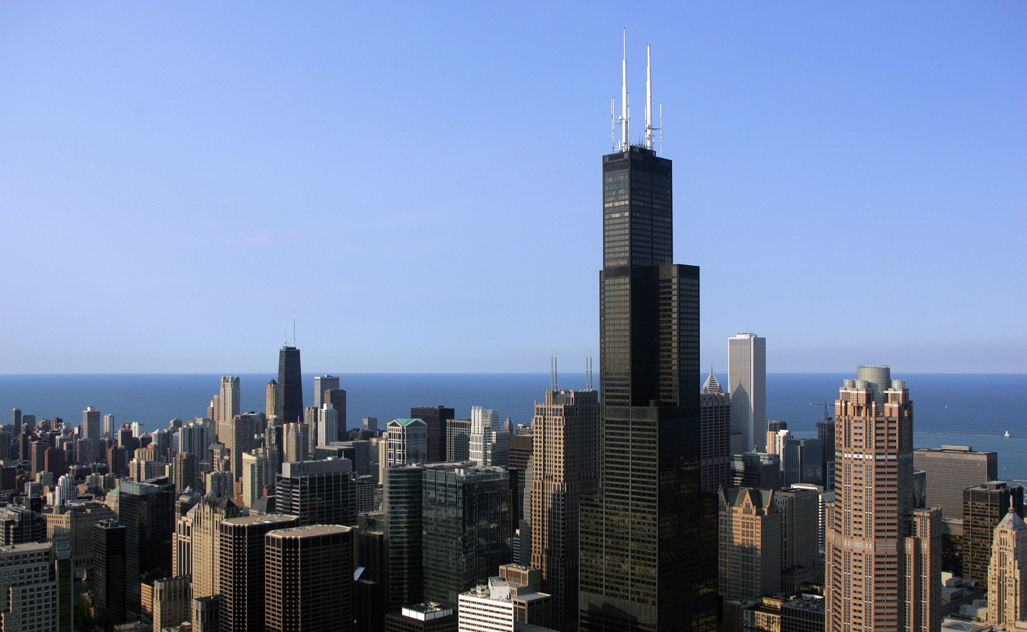 Sears Tower Delivery process