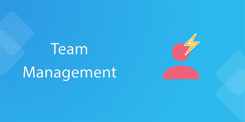 process automation - team management