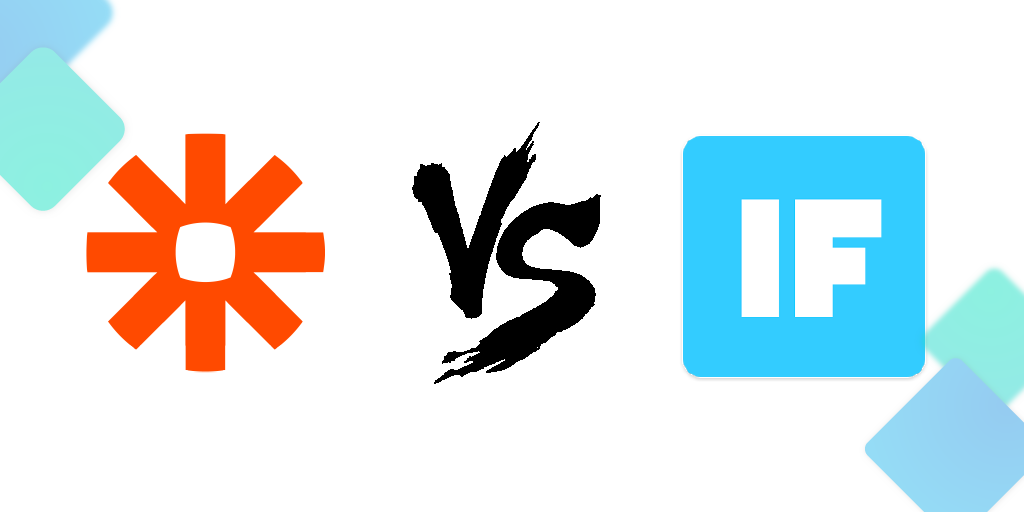 zapier vs ifttt - header