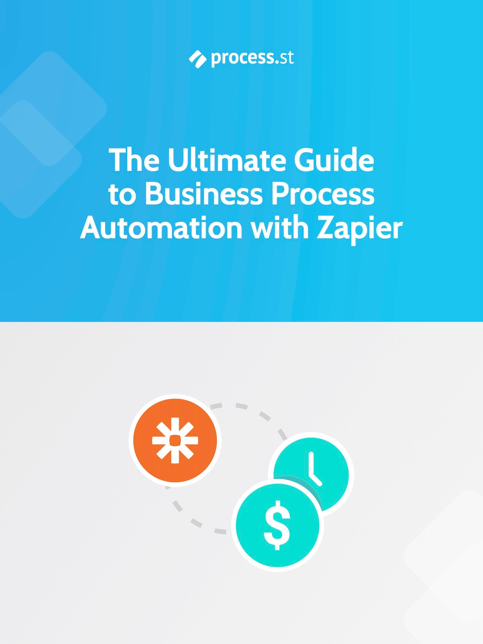 business process automation zapier - cover