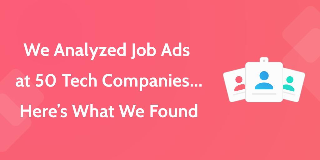 Tech Job Listings