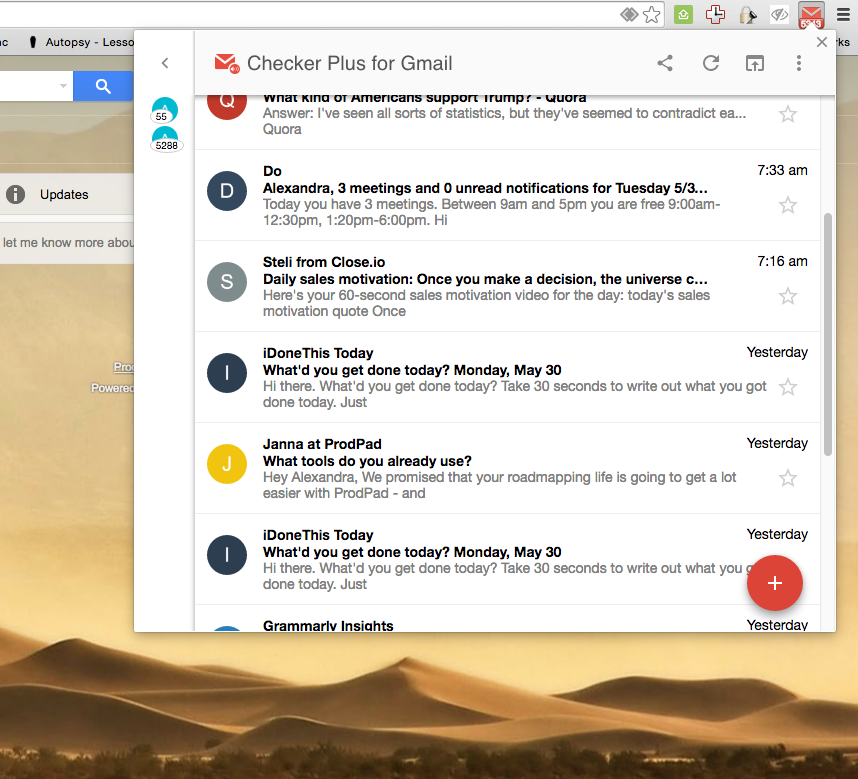 17 Best Gmail Extensions that Make Email Super Easy | Process Street