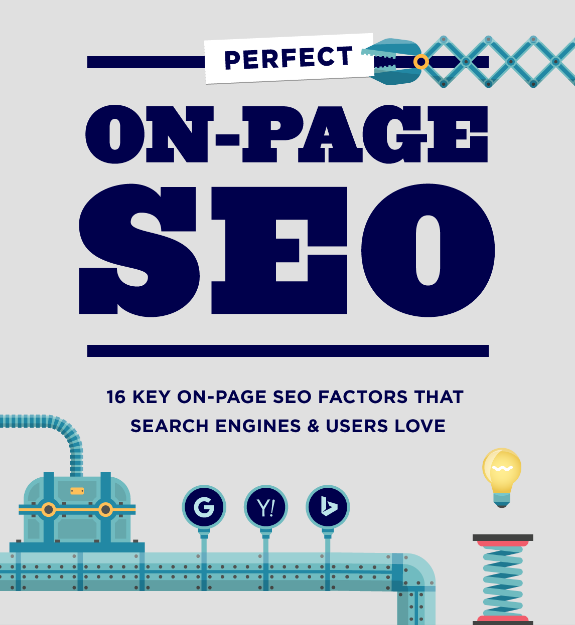 On-page SEO excerpt