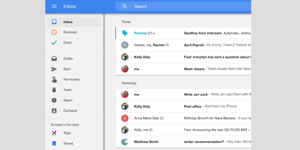 gmail tip #24: inbox by google