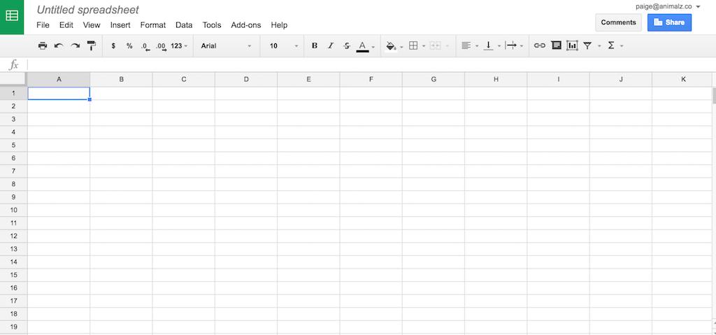 microsoft excel vs google sheets the spreadsheet showdown