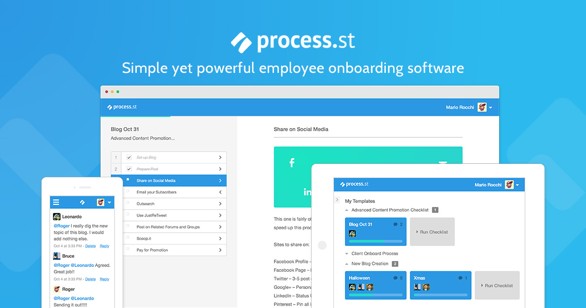 6 Checklists to Perfect your New Employee Onboarding Process ...