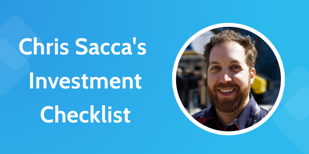 Chris Sacca Investment