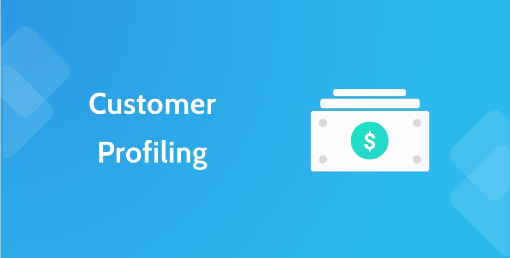 Customer profiling - header
