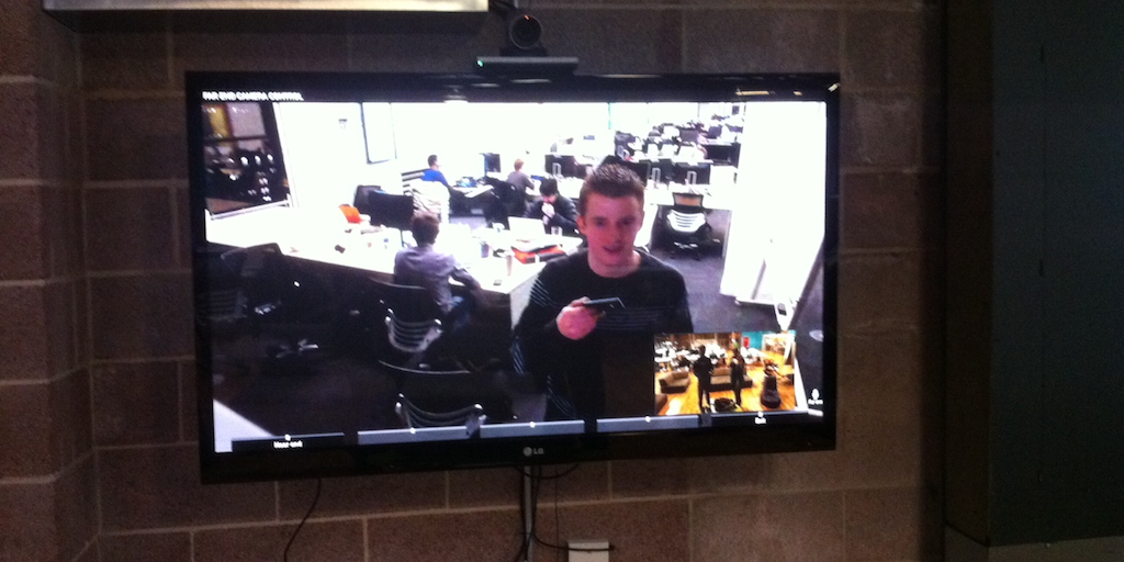 always-on video conferencing