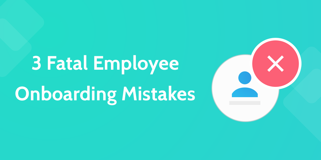 onboarding mistakes
