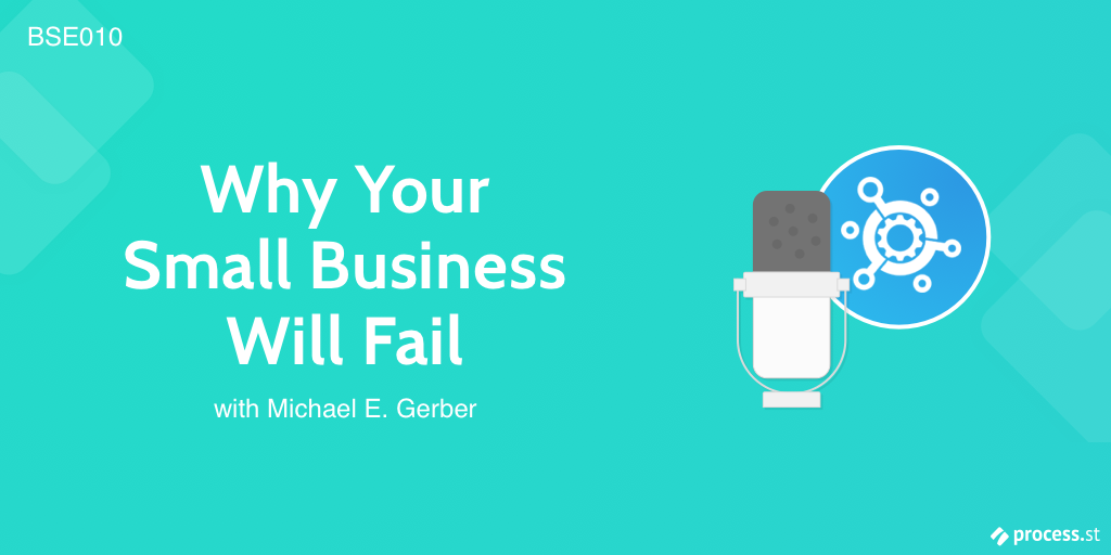 e myth review - why small businesses fail