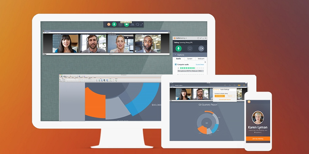 best productivity apps - gotomeeting