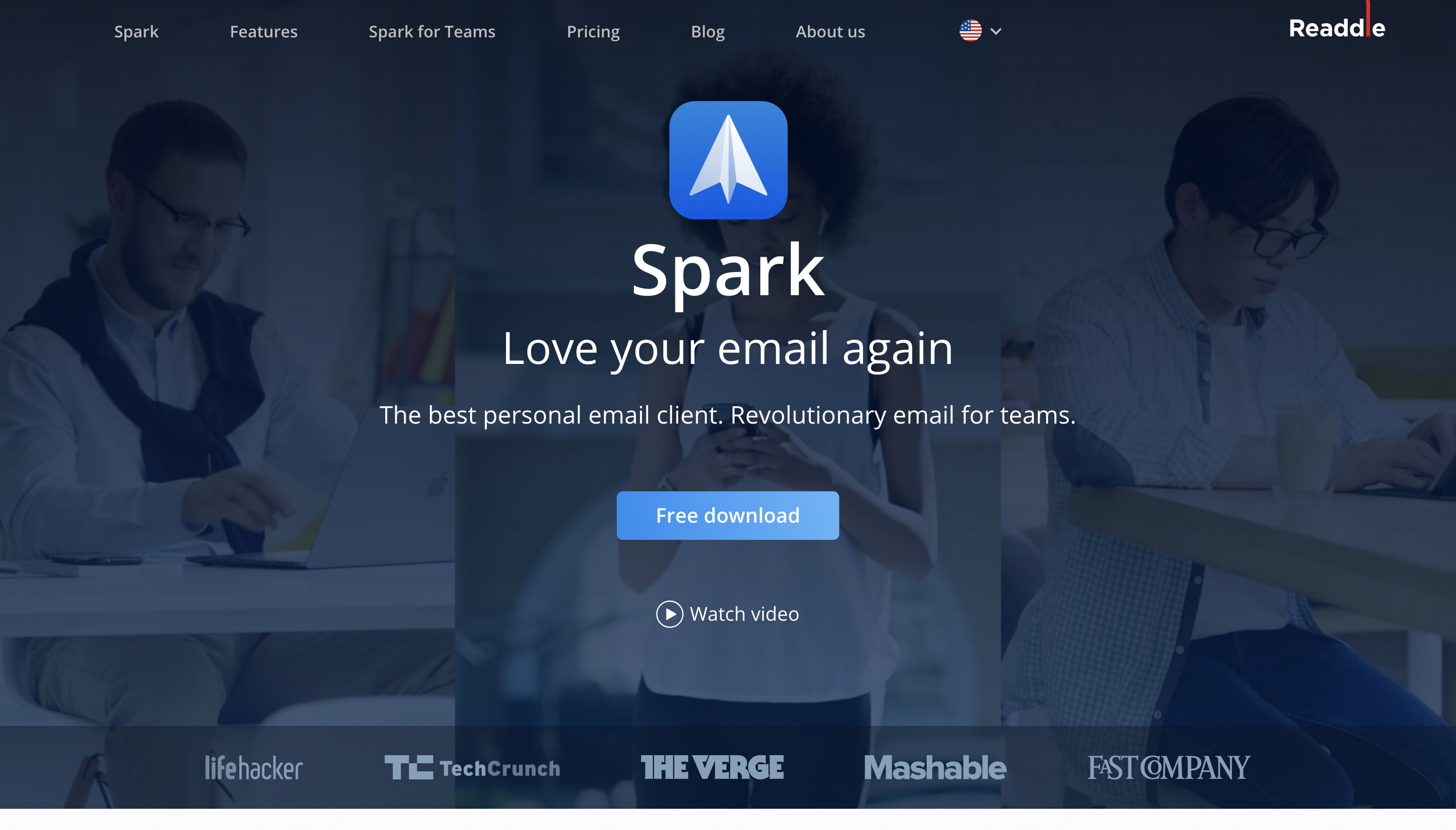 best productivity apps spark mail