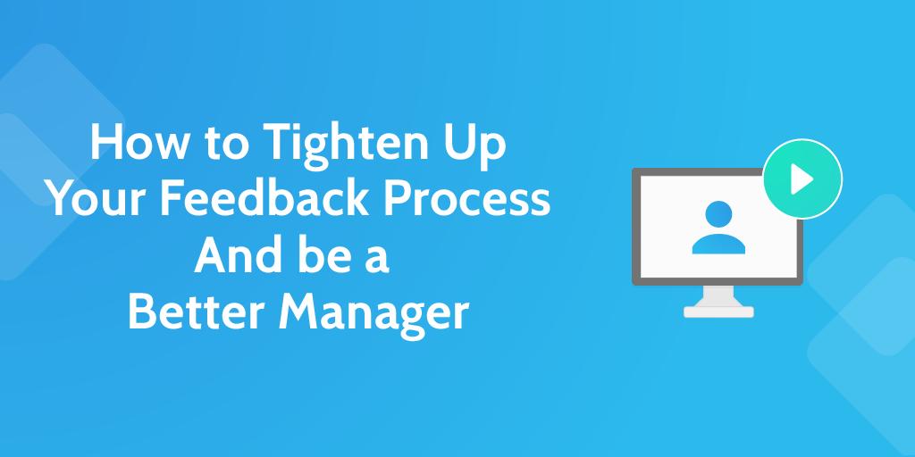 feedback process - header