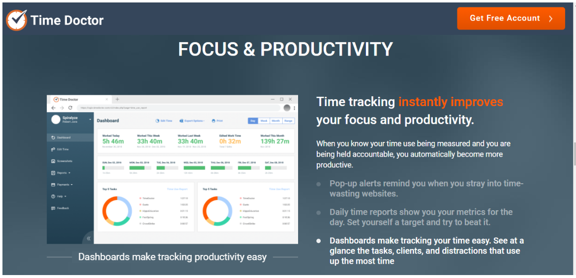 best productivity apps - pomello