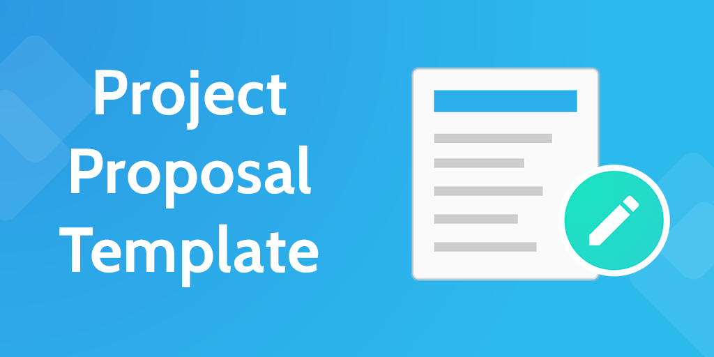 Use this Interactive Project Proposal Template and Ditch – Word Project Proposal Template