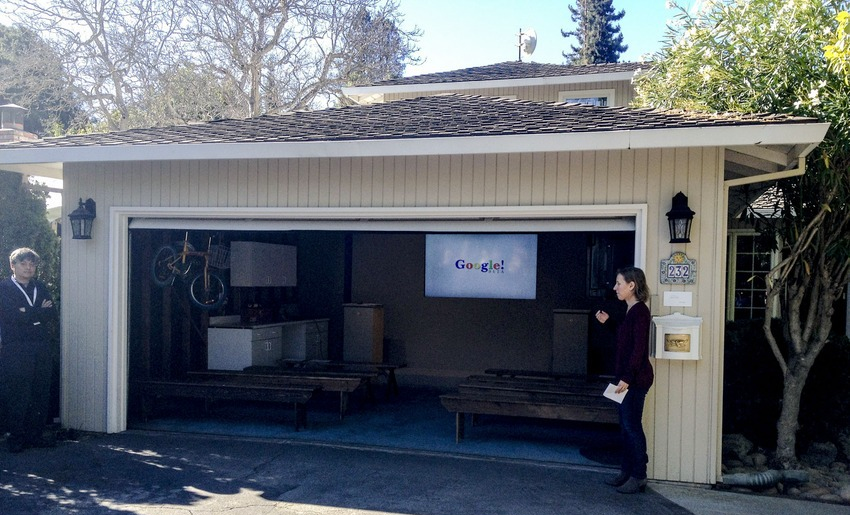 google-garage-stanford