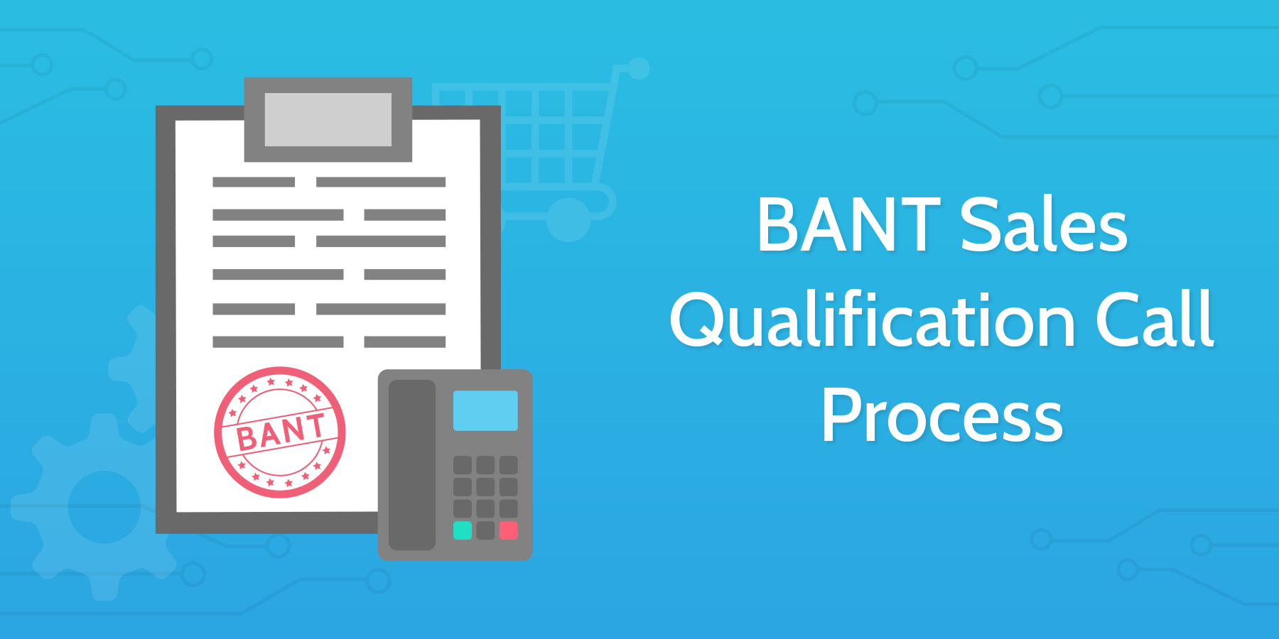 sales qualification call process
