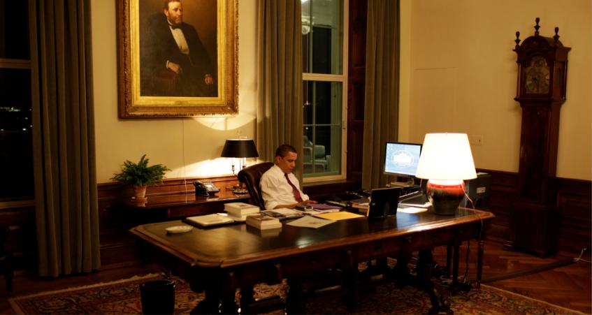 Barack Obama Daily Rituals