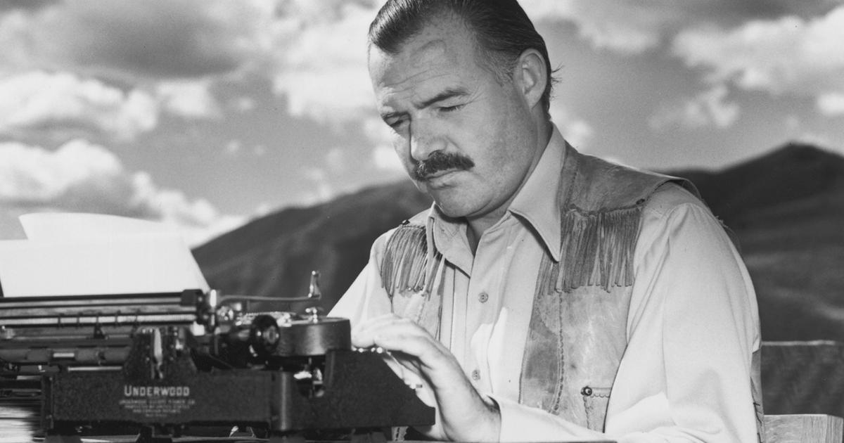 Ernest Hemingway Daily Rituals